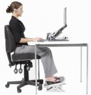 Desk Chair Back Support Pillow