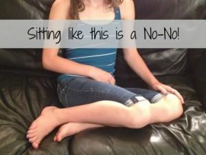 Poor Posture Children Chiropractic can help
